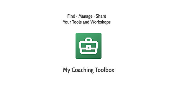 My Coaching Toolbox